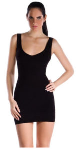 Bauchweg Kleid